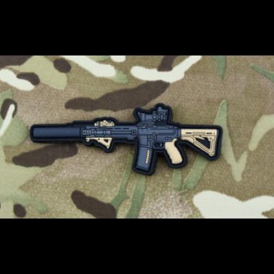 L119A2 3D PVC PATCH
