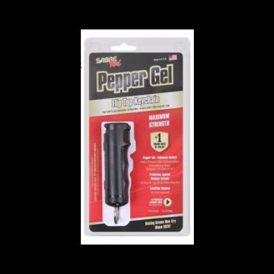 Sabre Pepper Gel With Flip Top