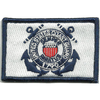 US Coast Guard Patch
