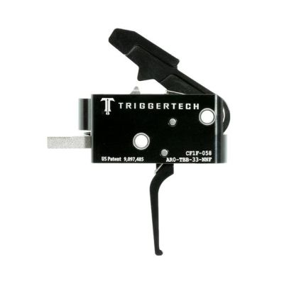 Triggertech Competitive AR Primary Trigger PVD Black Flat