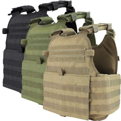 Modular Operator Plate Carrier- by Condor