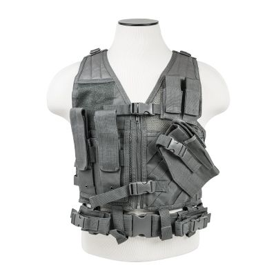 Tactical Vest/Urban Gray Xs-S