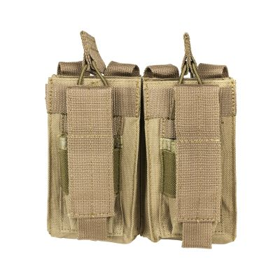 AR Double Mag Pouch/Tan