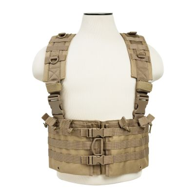 AR Chest Rig/Tan