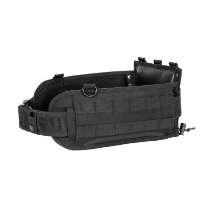 Battle Belt W/ Pistol Belt/Black