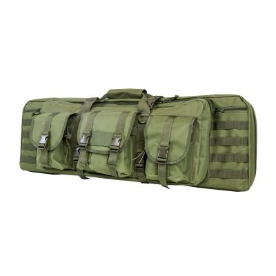 Double Carbine Case/Green/36 In
