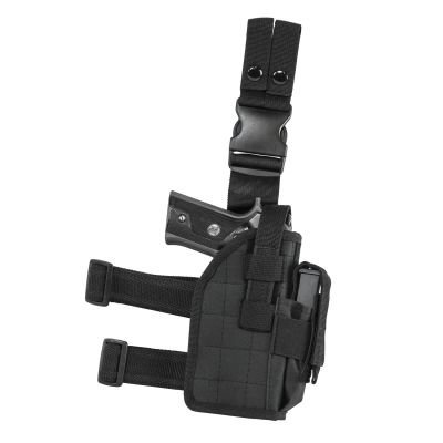 Drop Leg Universal Holster/ Black
