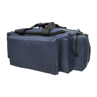 Expert Range Bag/Blue With Black Trim