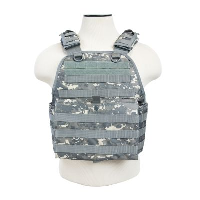 Plate Carrier Vest/Digital Camo
