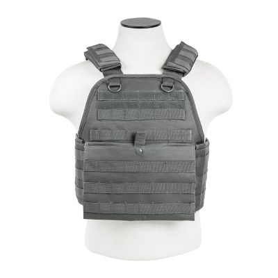 Plate Carrier Vest/Urban Gray