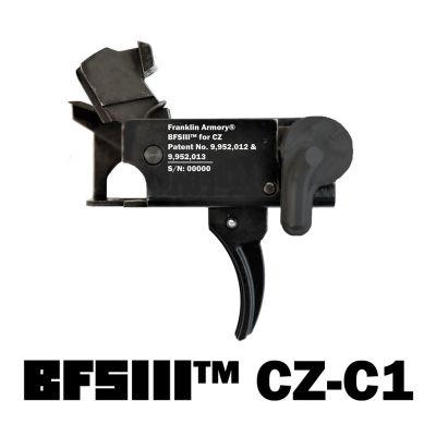 CZ Scorpion BFSIII CZ-C1 Binary Trigger by Franklin Armory
