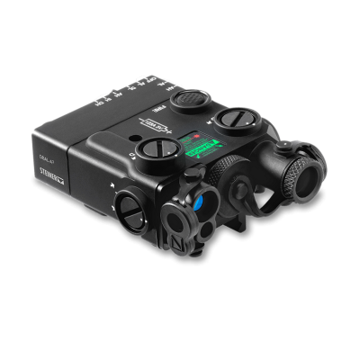 DBAL-A3 Civilian Dual Beam Aiming Laser - Advanced 3 Black