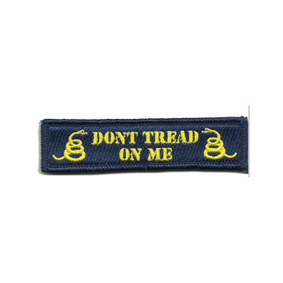 DTOM- Don't Tread On Me Morale Patch