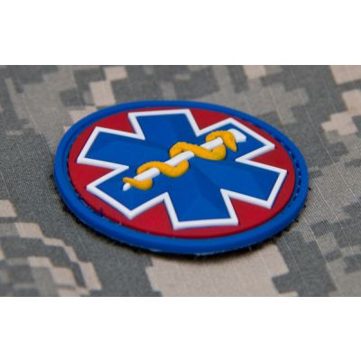 EMT Star PVC Patch