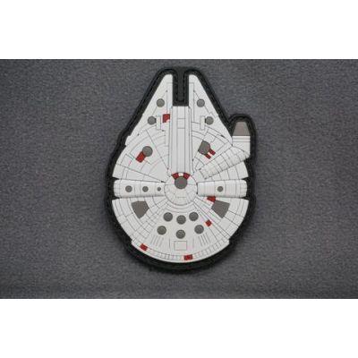 Falcon 3D PVC Morale Patch