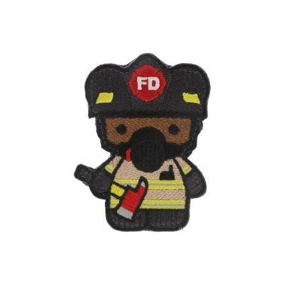 Kuma Korps - Fire Fighter Bear Patch