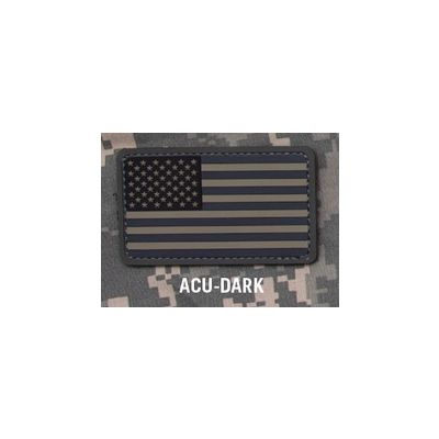 US Flag PVC Patch