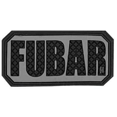 FUBAR PVC Patch