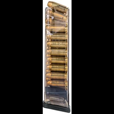 ETS Glock 22-140 - .40 Caliber, 19 round mag, 140mm Comp Legal
