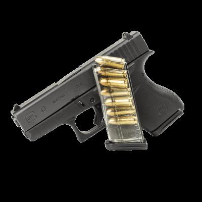 ETS Glock 43 - 9mm, 7 round mag