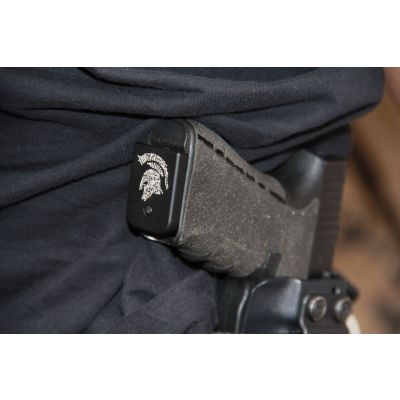 Tactical Shit Mag Plate for Glock 9/40