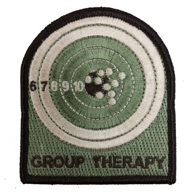 Group Therapy  Patch- multicam