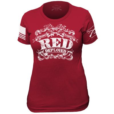 R.E.D. Shirt Ladies II