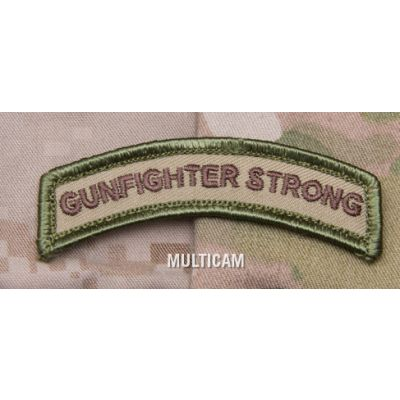 Gunfighter Strong Patch