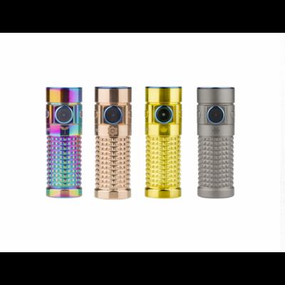 Olight S1RII Ti Baton - Rechargeable EDC Flashlight