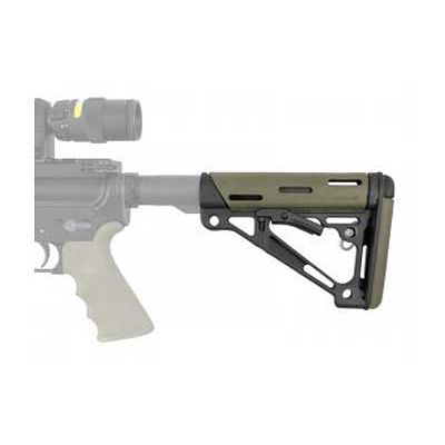 HOGUE AR15 STOCK MIL-SPEC RBR OD