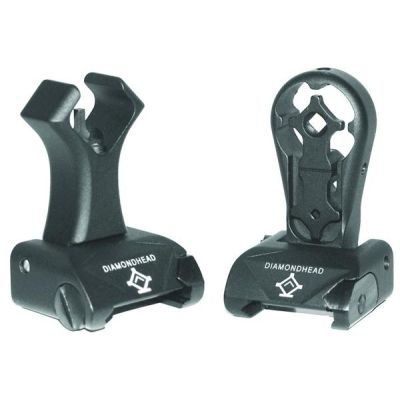 Hole Shot Integrated Sighting System (Front and Rear) from Diamondhead
