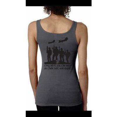 Til Valhalla Silkie Ruck Commemorative Women's Tank Top