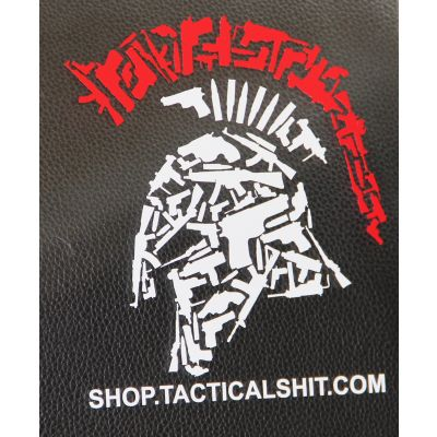 Tactical Shit Gun Spartan with URL Vehicle Window Decal 10""
