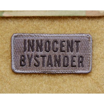 INNOCENT BYSTANDER Morale Patch
