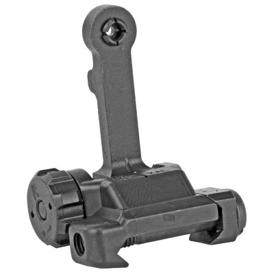 Knights Armament KAC 300M MICRO FLIP REAR SIGHT BLACK