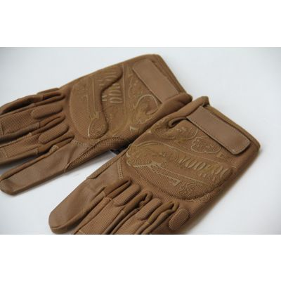 Voodoo Liberator Tactical Gloves- Coyote
