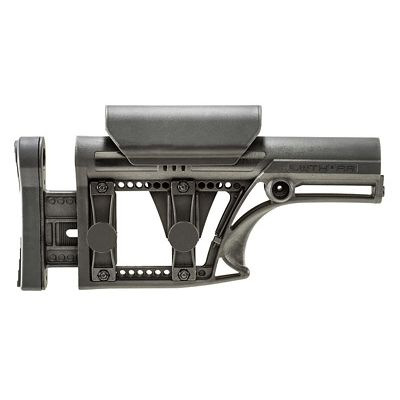 Luth AR Fixed Rifle Stock (Black)