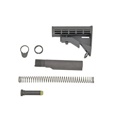 Mil-Spec M4 6-Position Stock assembly bundle
