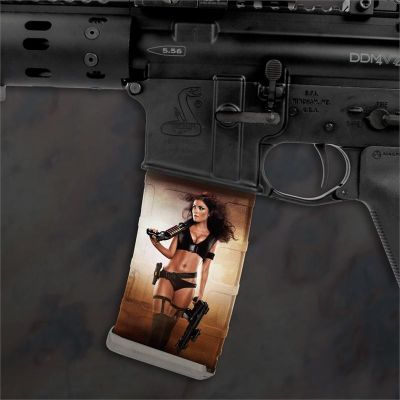 AR-15 Magazine - Mag Wraps™ Hot Shots 2012  2-Pack