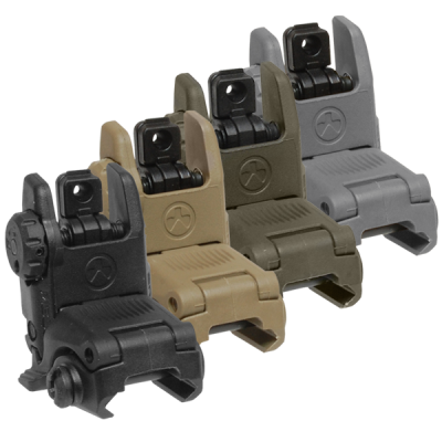 Magpul MBUS Gen 2 Rear Flip up sight