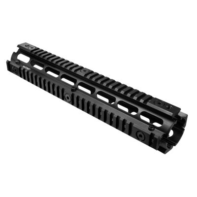 AR15 Rifle Length Quadrail Hanguard