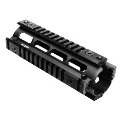 AR15 Carbine Length Quadrail Handguard
