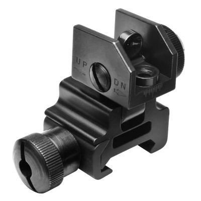 AR15 Flip Up Rear Sight