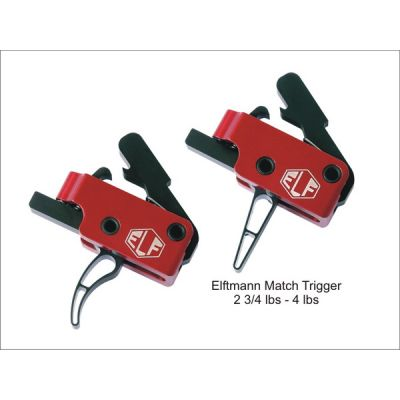 Elf Tactical Match Trigger Straight