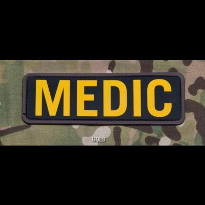 Medic 6x2 PVC Patch