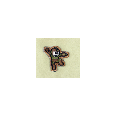 Megaman Patch