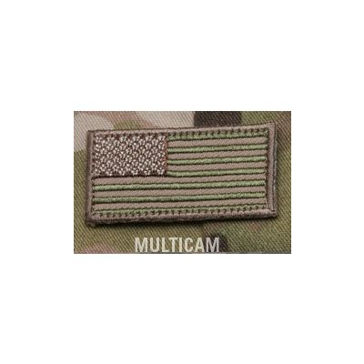 US Flag Mini Patch