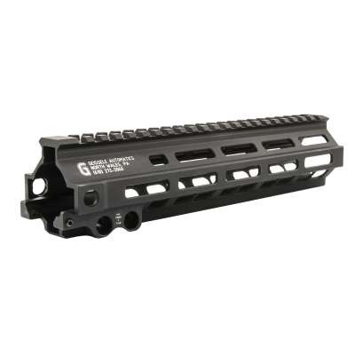 "Geissele Automatics Super MK8 M-Lok Rail AR15 Aluminum Black 9.5"""