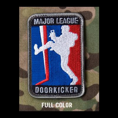 Major League Doorkicker (MLD) Large Patch