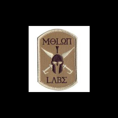 Molon Labe Patch